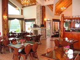 豐田渡假莊園景觀餐廳