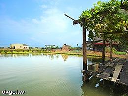 宜蘭隨園民宿 - 休閒釣魚池