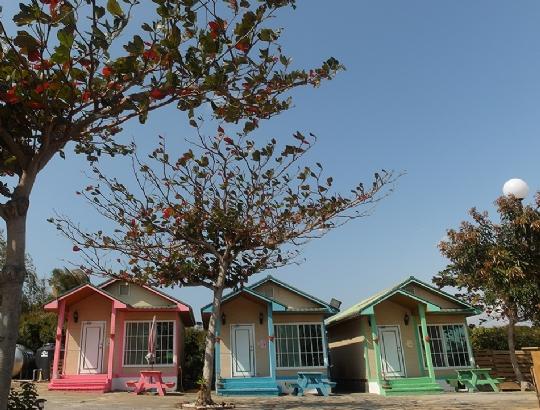 麗景觀星渡假小木屋