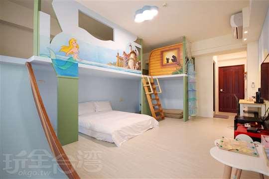 台南-三木森 Sleep Inn