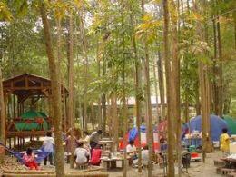 美濃,德旺度假山莊,環境清幽,露營、住宿、烤肉、烤肉好去處~~