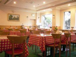 飯店內的餐廳
