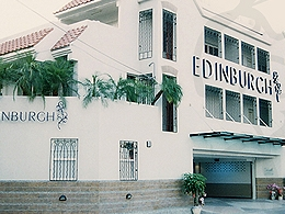 愛丁堡汽車旅館