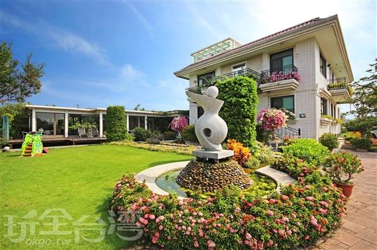 彰化田尾民宿‧花宿Flowers-villa
