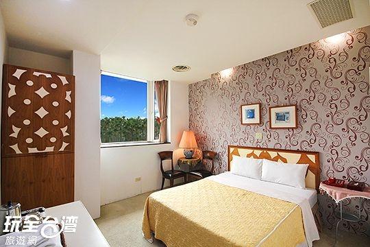 平價舒適又乾淨的客房