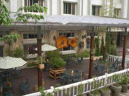 戶外咖啡座