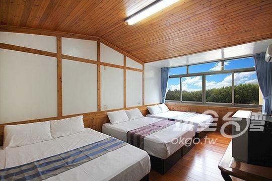 溪頭‧聖茂渡假民宿景觀小木屋