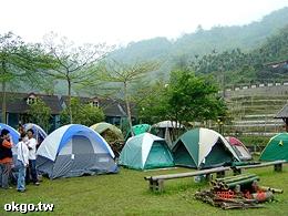 民宿另有提供露營場地