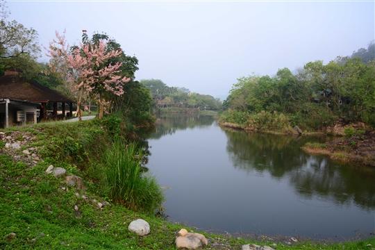 神仙島休閒山莊(官方網站)