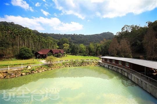 南投竹山‧雙湖渡假山莊