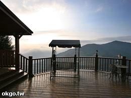 獨棟木屋觀景台