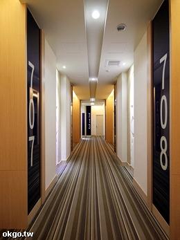 創意彩繪走廊