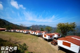 新竹五峰露營.左岸涼山營地
