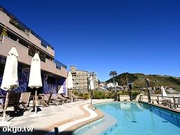 全台最高海拔SPA遊泳池