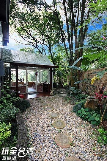 松濤園-坡璃屋咖啡廳