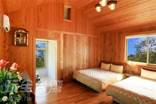 舒適的溫馨客房
