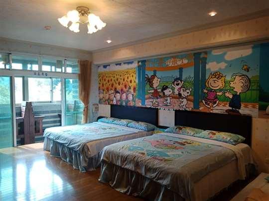 獨具創意巧思的房間