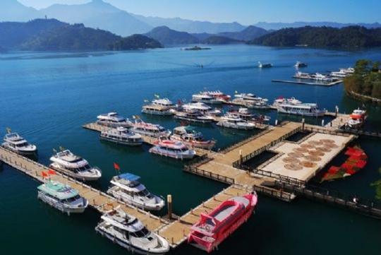 日月潭住宿.潭香時尚精緻渡假旅店(水社碼頭)‧Tanxiang Resort Hotel Sun Moon Lake|日月潭民宿