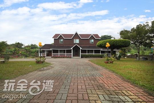 台南‧錦湖山莊