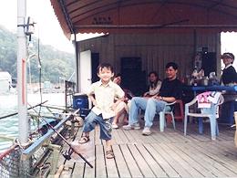 鳳仙蘭園船屋