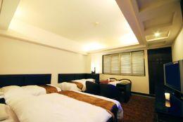 商務、旅遊多種房型可選擇