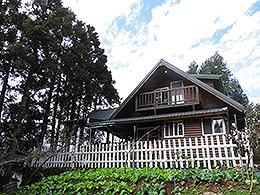 合家歡閣樓十人木屋