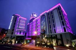 台北中和美麗殿精品汽車旅館