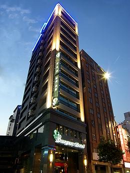 台北寶格利時尚旅館(西門町旅館)