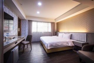 台中飯店‧美之旅商務飯店