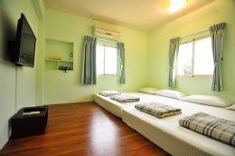 龍舌蘭雙床四人房