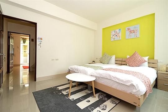 雙人套房 (兩單床)