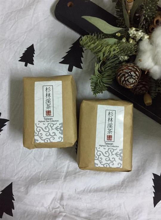 自產 杉林溪高山茶