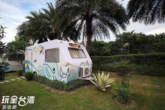 露營車 - 雙人套房
