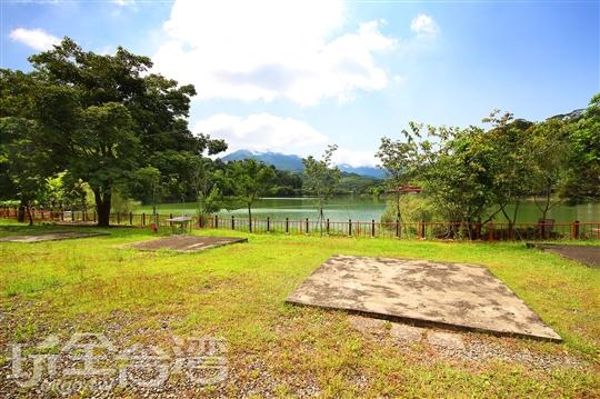 鹿谷麒麟潭-湖光露營區
