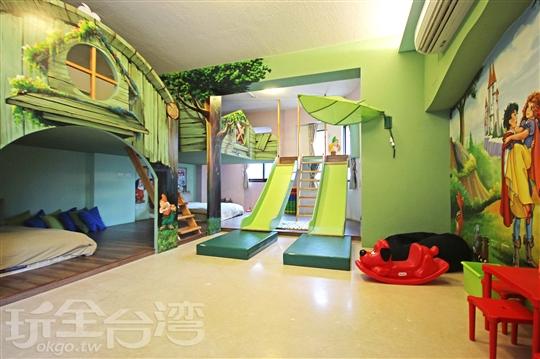 台南‧一起玩親子民宿