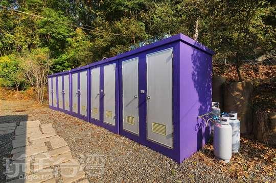 埔里‧紫月樹葡萄營地