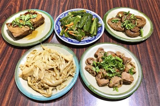 埔里美食‧六味仔爌肉飯