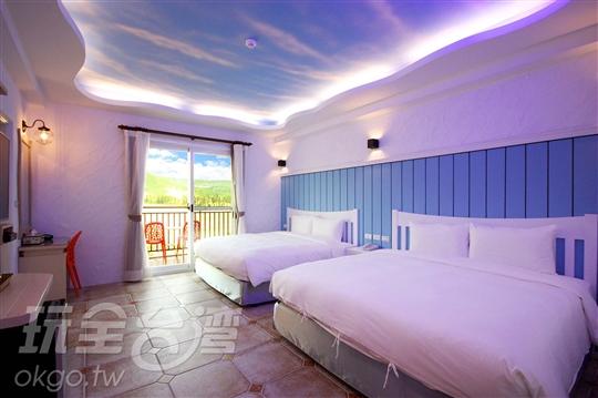 墾丁住宿.海的小嶼渡假旅店
