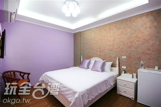 紫羅蘭雙人房