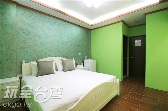 綠漾雙人房