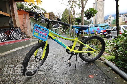 登山變速自行車(日月潭自行車出租-安心騎)