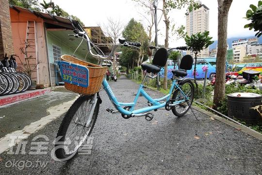 協力車(日月潭自行車出租-安心騎)