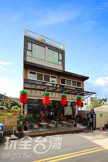日月潭民宿-原宿旅店