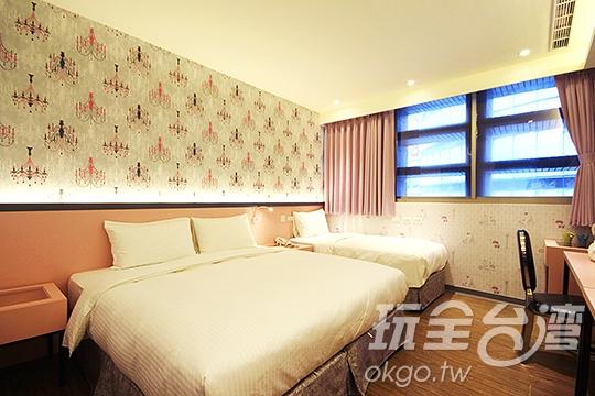 桃園 e91 hotel 商務旅店