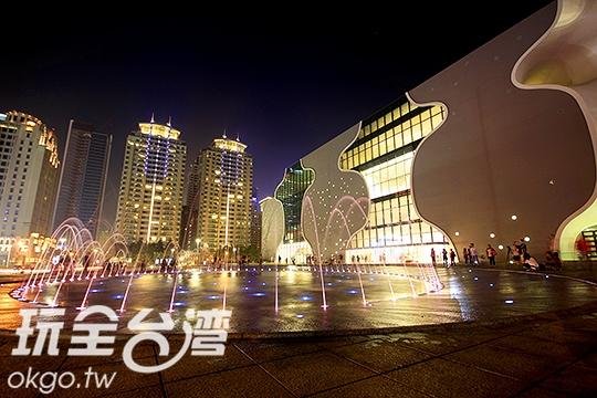 台中・台中國家歌劇院