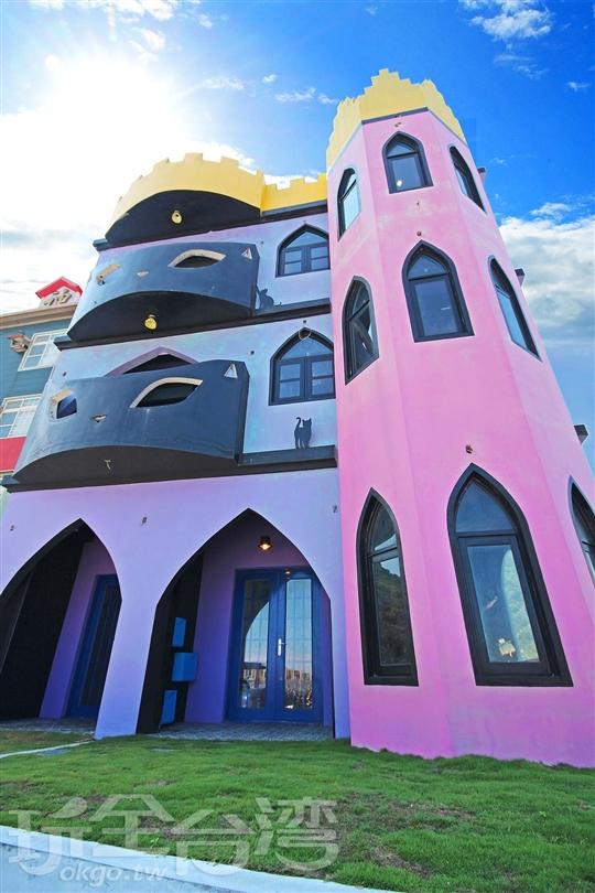 綠島‧月光城堡潛水中心Moon Castle