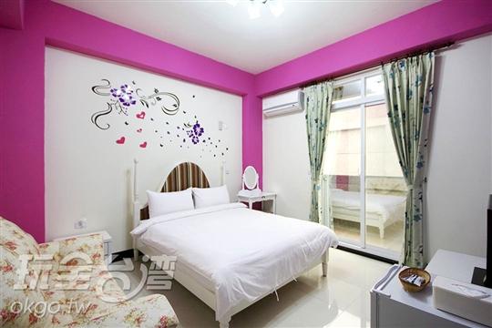 紫蔓藤2人房