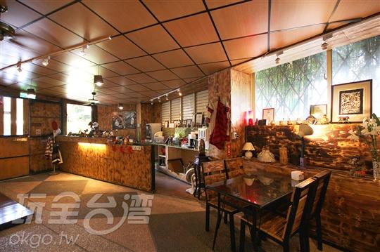 甫田6号文創園區-部落美食餐廳