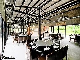 日月潭‧一味無二綠食坊餐廳