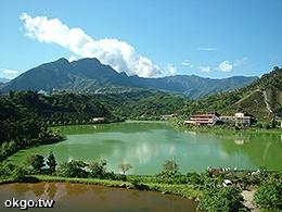 麒麟潭景觀